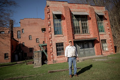 Herb Crawford | Lonaconing Silk Mill | Lonaconing MD