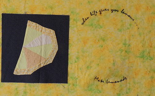 Quilt #1 - in progress