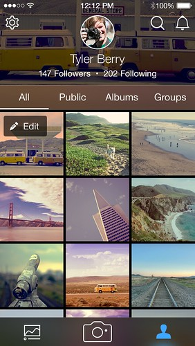 Introducing Flickr 3.0 for iPhone and Android