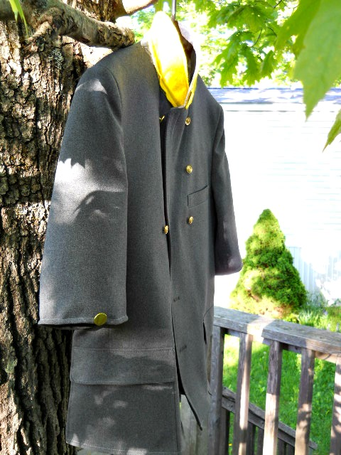stonewall coat two