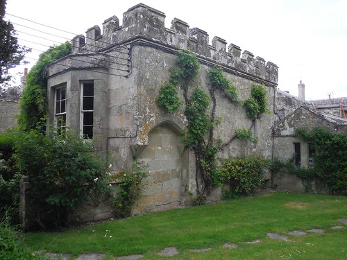 back of Compton House