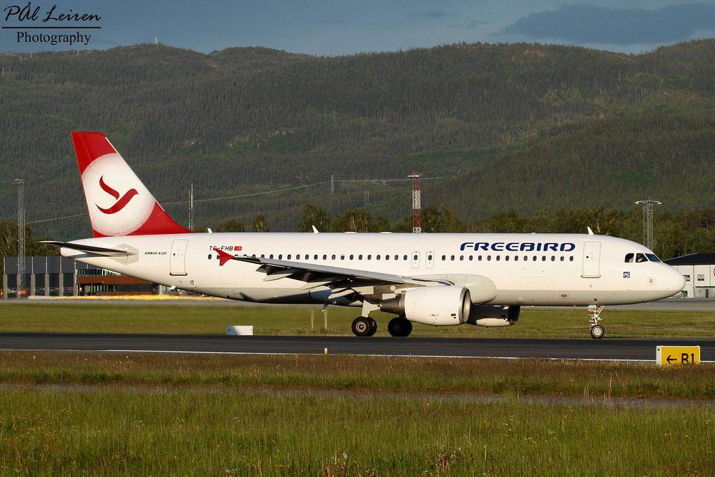 TC-FHB - A320 - Freebird Airlines