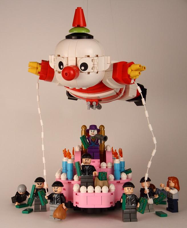 Joker's Parade