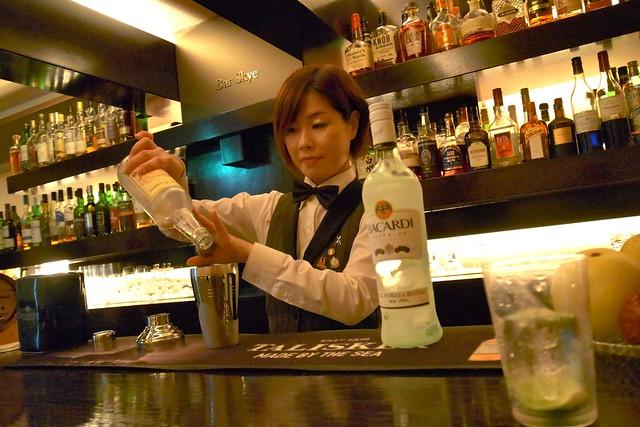Bar Skye ,Osaka Shinsaibashi