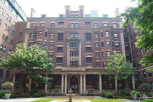 An image of Brooks Hall