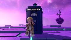 LEGO Dimensions Doctor Who Fifth Doctor