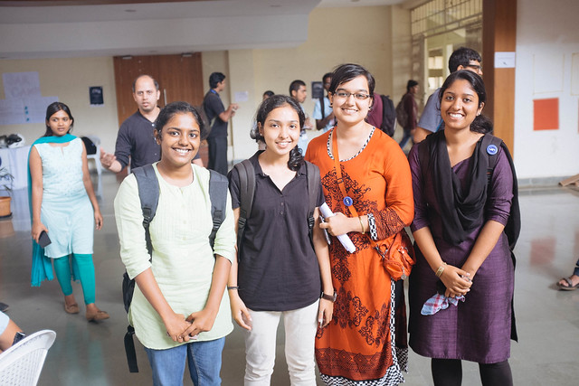 Students from Amrita University