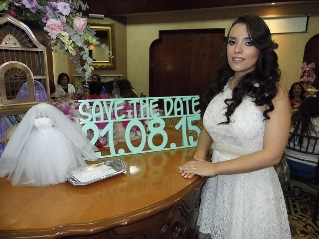 Mar�a Antonieta se casa en agosto