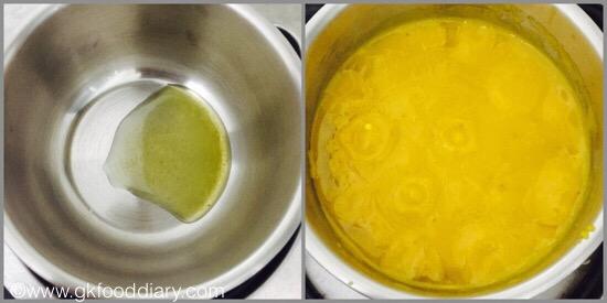 Pumpkin Kheer - step 3