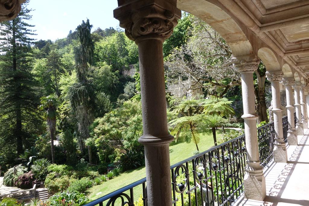 Quinta de Regaleira, Sintra, Portugal