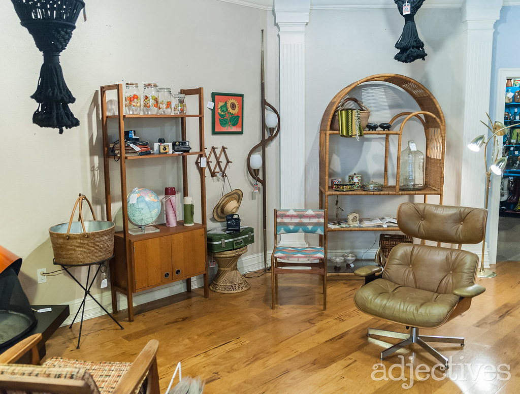 Adjectives Featured Finds in Winter Park by Vintage Revibes