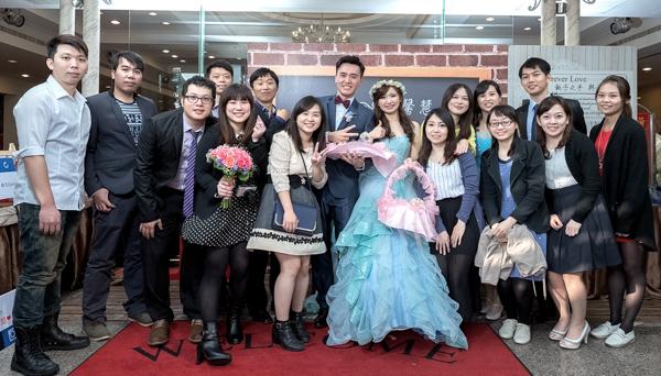 台南婚攝-新萬香餐廳