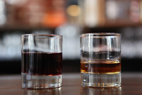 Redford SF: Whiskey and wine pairing