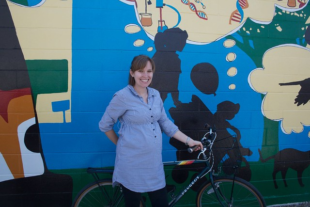 Bobbie: Cycling While Pregnant