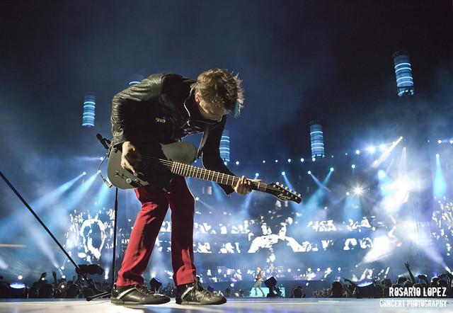 Muse en el Estadi Olímpic