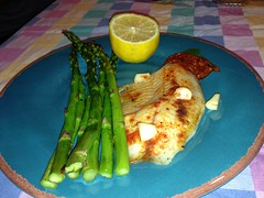 FISH AND VEGGIES PLATE 2