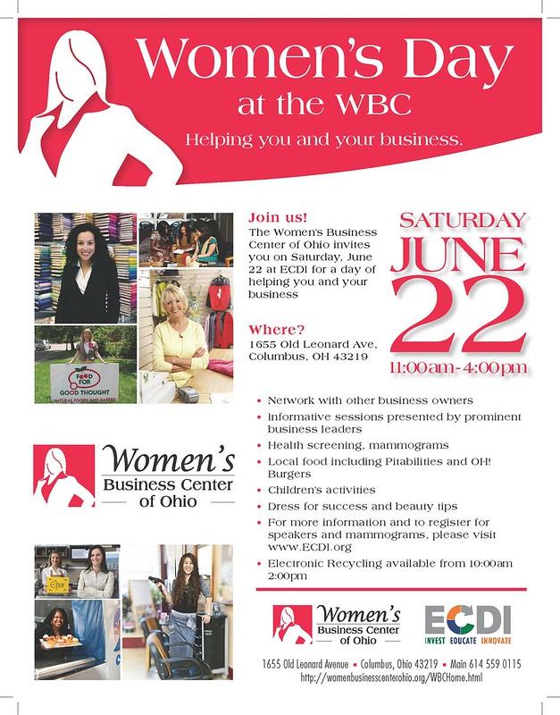 Womens Day Flyer Jpg June 22