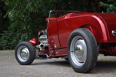 1929 Ford Model A HighBoy Roadster