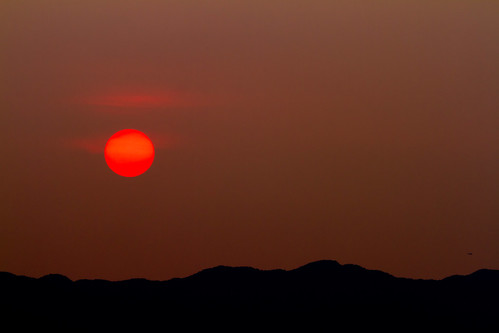 china sunset red sun mountains nature colors photography hongkong helicopter creativecommons 7d 自然 山 太陽 日落 newterritories canon100400 红 色 太阳 紅 日 摄影 攝影 maonshan fav10 canonef100400mmf4556lisusm ccby seeminglee smlprojects 李思明 smluniverse canoneos7d canon7d smlphotography fl2fbp sml:projects=nature