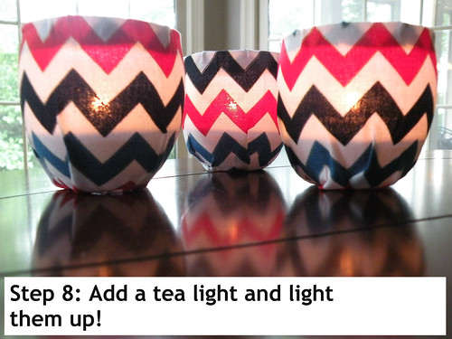 4my3boyz Fabric Votives
