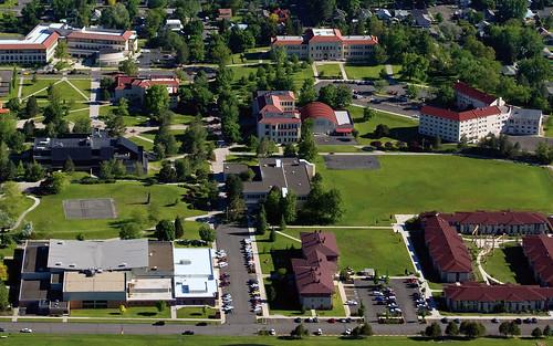 EOU aerial view