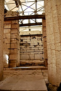 Temple of Apollo at Bassae