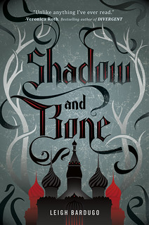 SHADOW AND BONE (US cover)