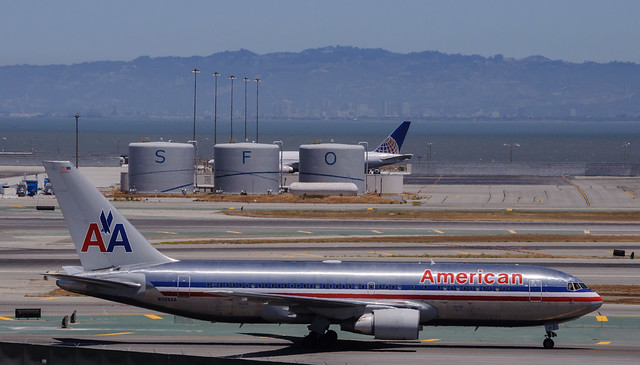 American Airlines Minor Traveling Without Parents