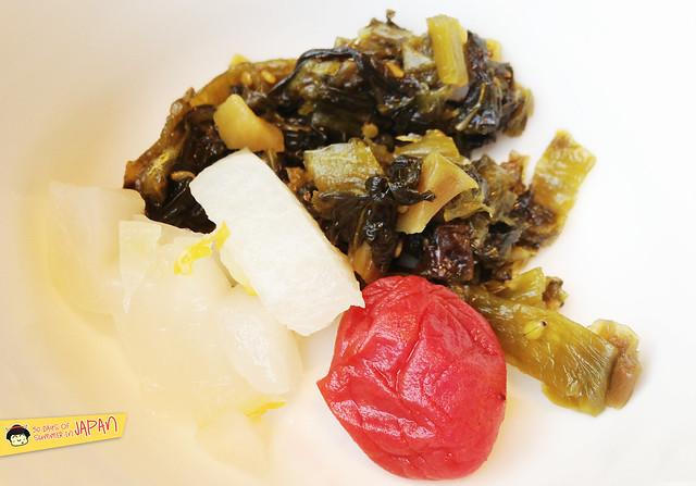 SUZUYA - TONKATSU CYAZUKE pickles - akibaichi