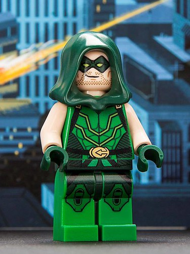 San Diego Comic Con 2013 LEGO Exclusive Minifigure - Green Arrow