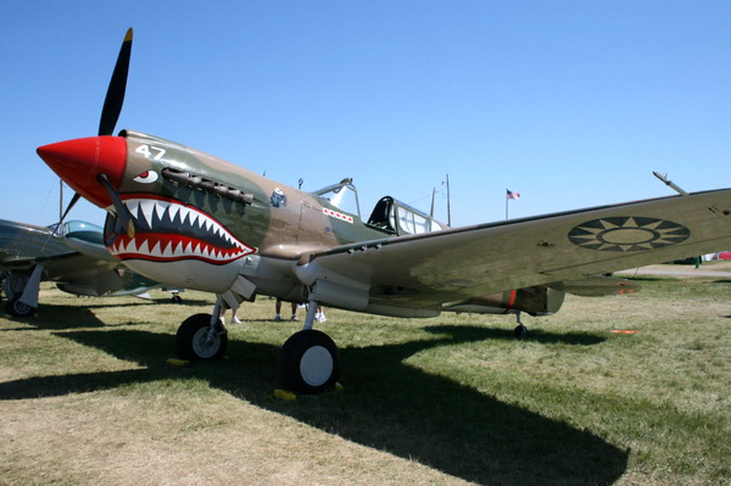 Curtiss P40  Wikipedia