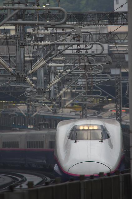Tokyo Train Strory 2013年7月14日