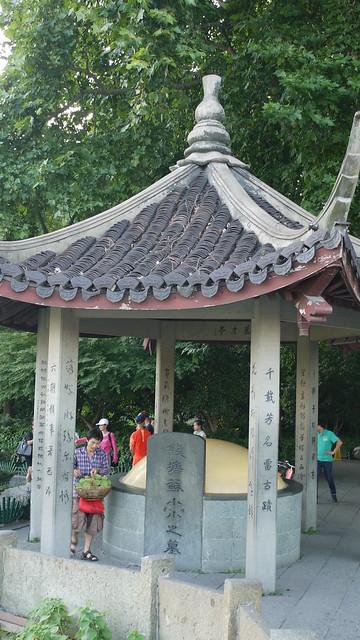 杭州西湖蘇小小墓