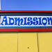Small photo of Admission