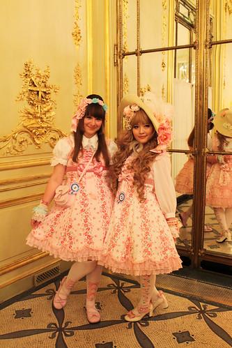 Lady Rose Twins