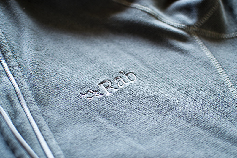 Rab Orbit Pull-on Fleece logo