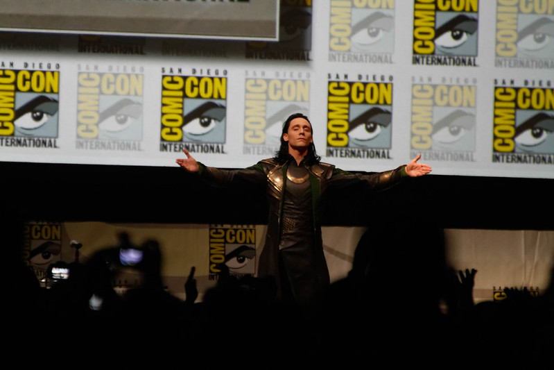 Thor: The Dark World Panel