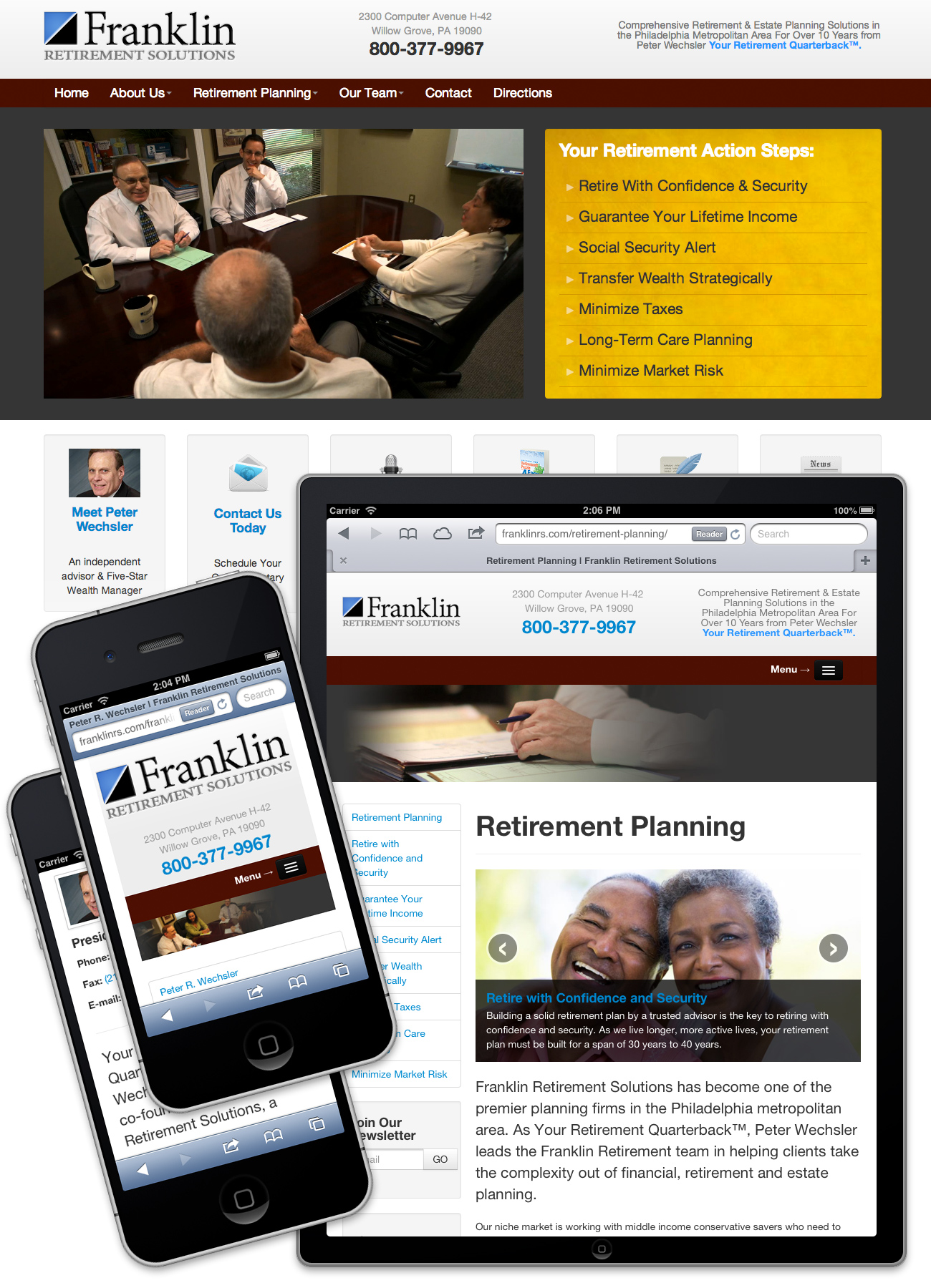 Franklin Retirement Solutions