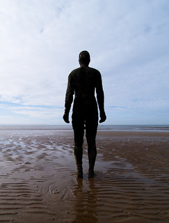 Another Place by Antony Gormley | photograph © D.B. Derbyshire