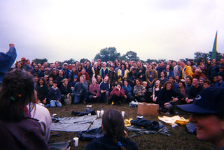 Glastonbury | 1997 | The Fool's Audience