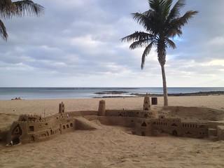 Playa del Reducto の画像. lanzarote