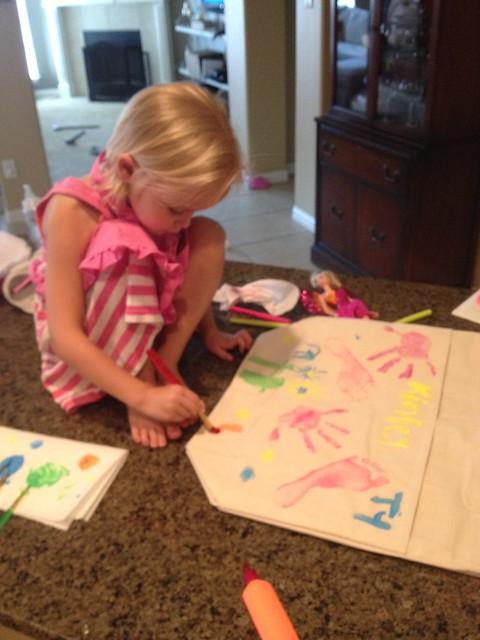 kinley painting
