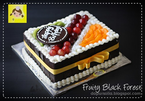 Fruity Black Forest
