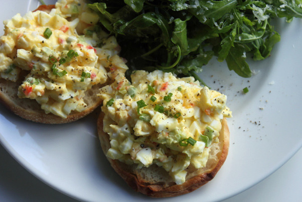 Deviled Egg Salad - Amateur Gourmet