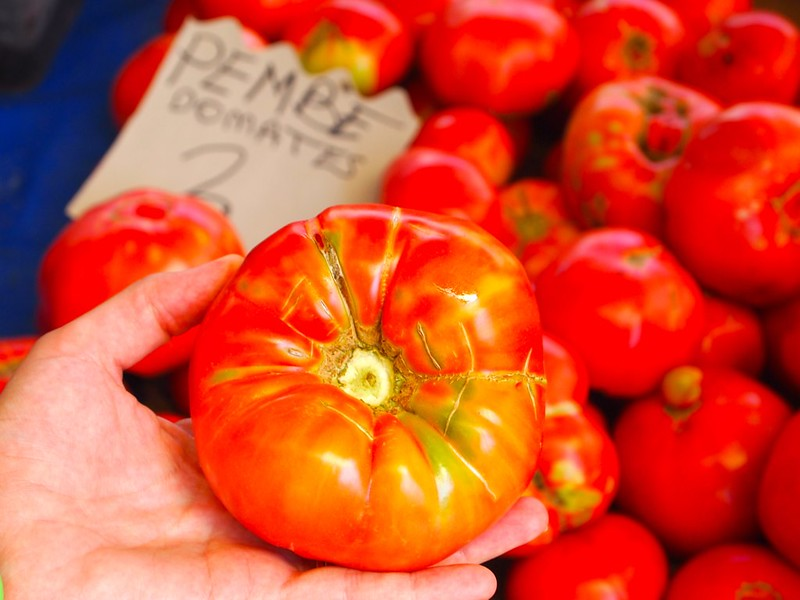 Thursday Market - Ayvalik, Turkey