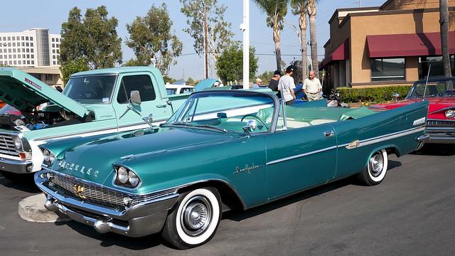 1958 Chrysler New Yorker Convertible Flickr Photo Sharing