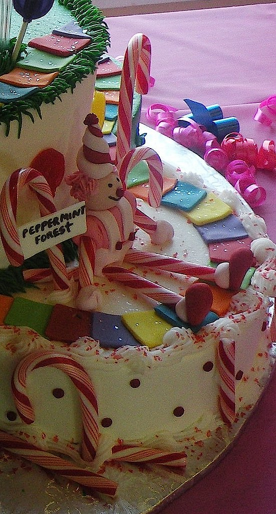 Cokie's cake