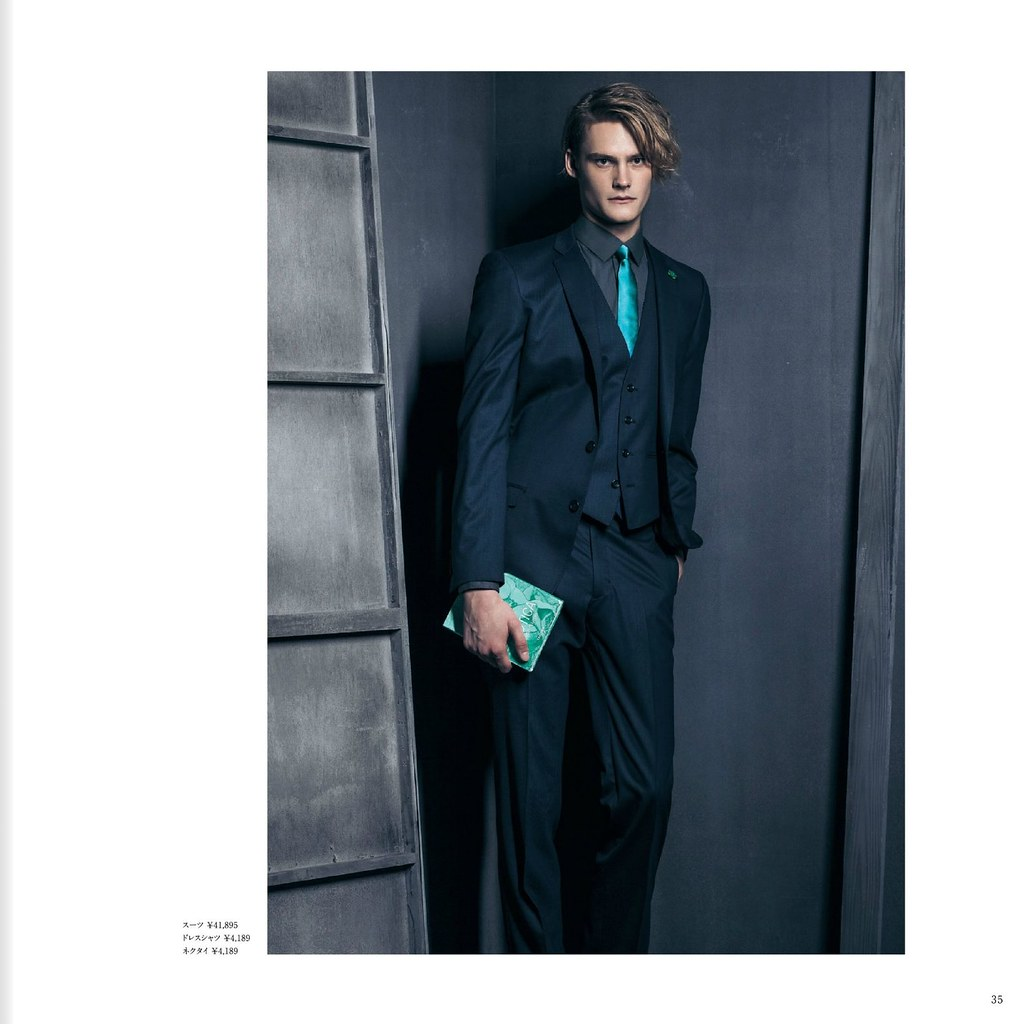 m.f.editorial Men's Autumn Collection 2013_014Danny Beauchamp, Kye D'arcy
