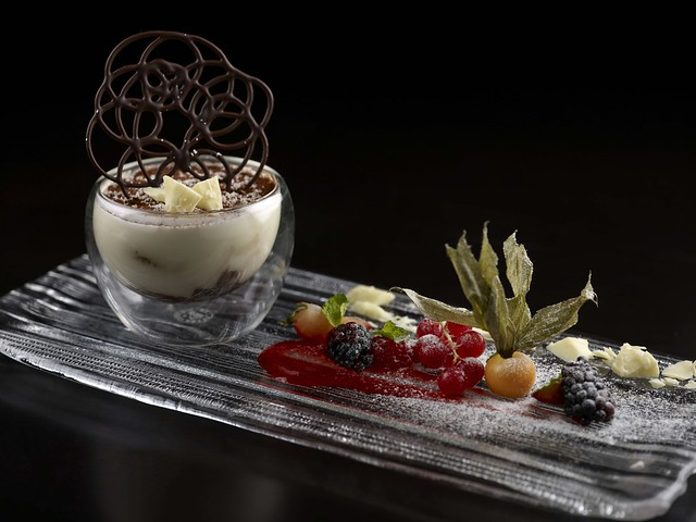 Tiramisu' al Cioccolato Bianco