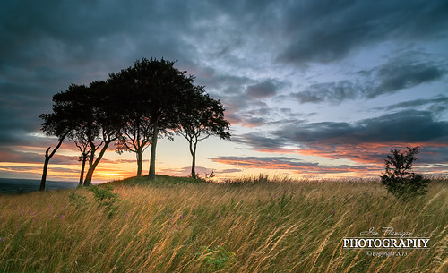 light sunset monument grass canon photography northeast burialground countydurham copthill ef24105mm leefilters 5dmk3 ianflanagan